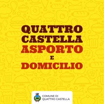 """Leggi: «CAMPAGNA """"QUATTRO CASTELLA ASPORTO & DOMICILIO""""»"""
